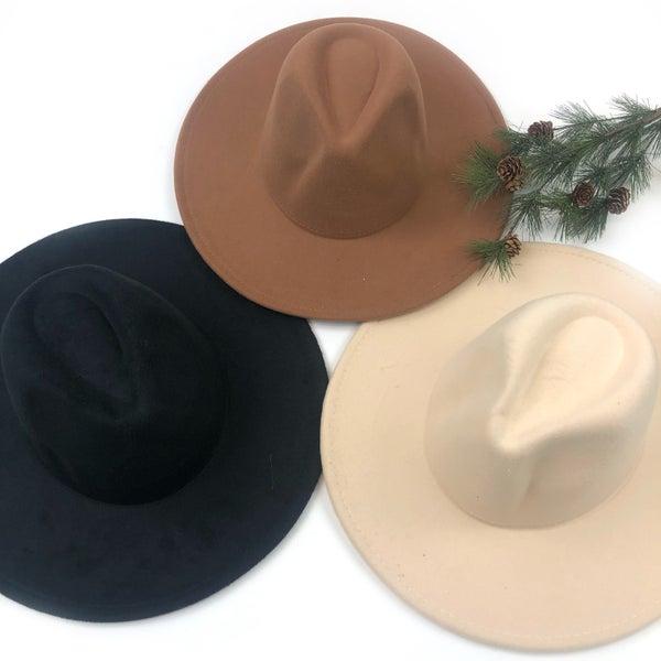 Wide Brim Hat *Final Sale*