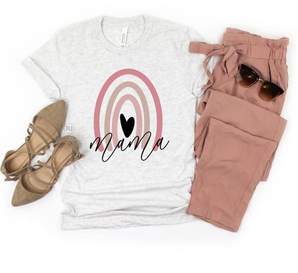 Mama + Heart T-Shirt *Final Sale*