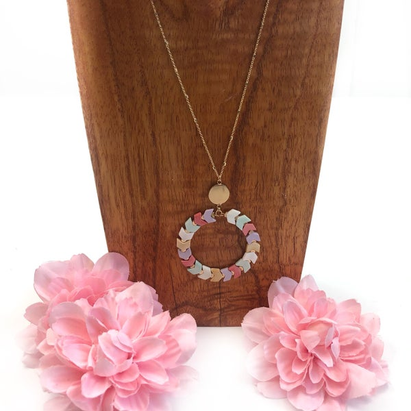Spring Forward Necklace *Final Sale*