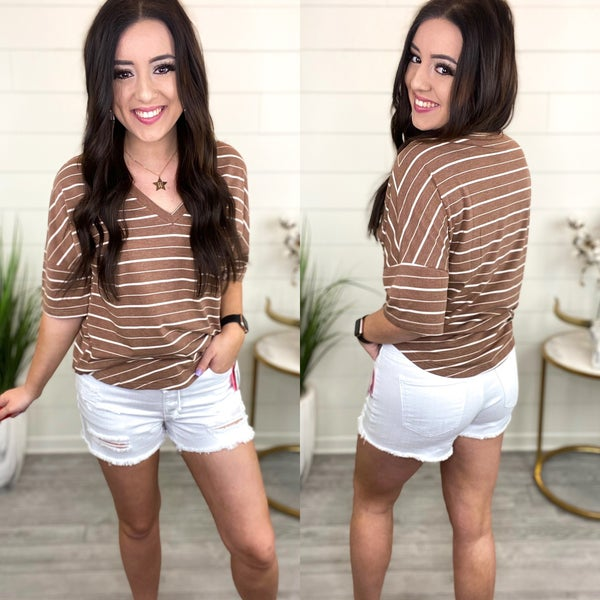 Stand Out Jogger Shorts