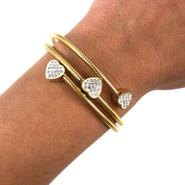 Bound With Love Wrap Bracelet *Final Sale*