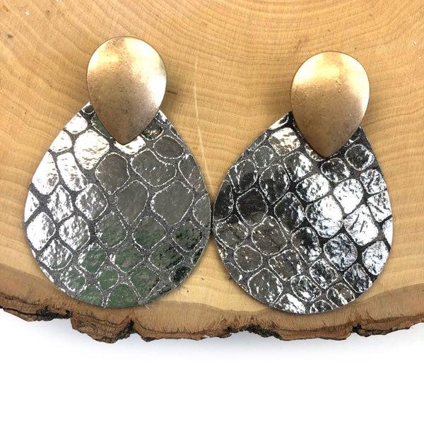 Wild Side Earrings *Final Sale*