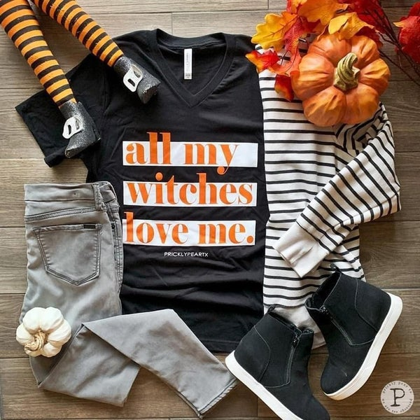 Witches Love Me T-Shirt *Final Sale*