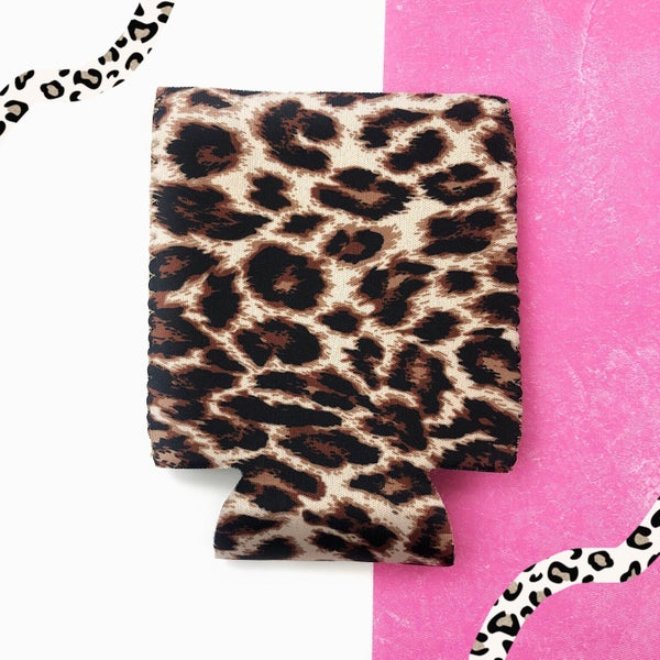 Cheetah Regular Can Cooler