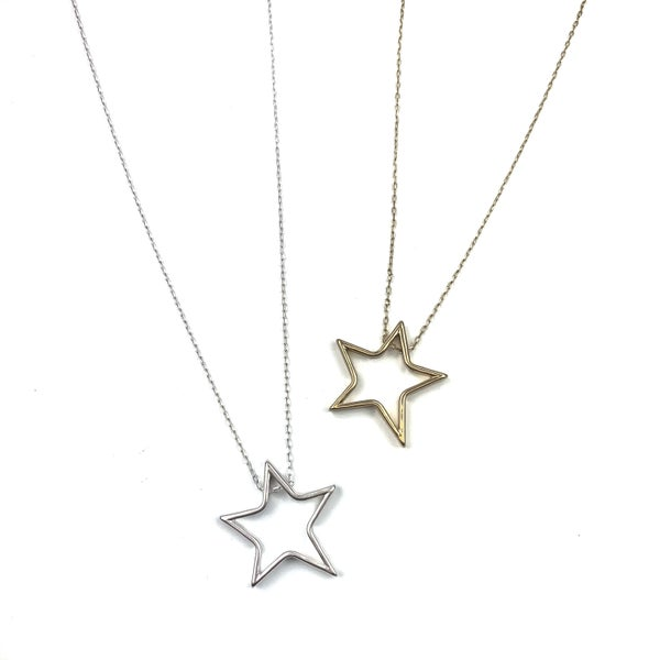 This Is Trust Star Necklace
