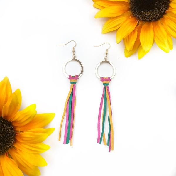 A New Kind Of Tassel Earrings *Final Sale*