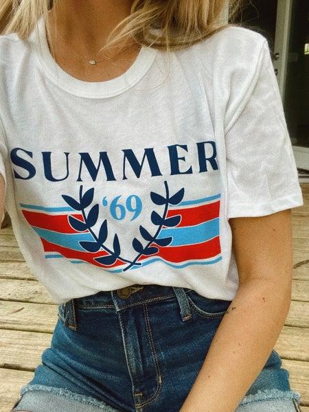 Summer of 69' Tee