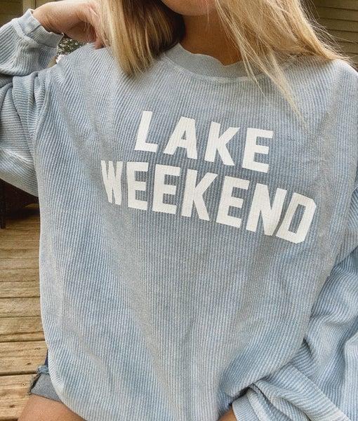 Lake Weekend Cord
