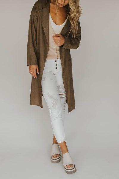 The Denise Jacket