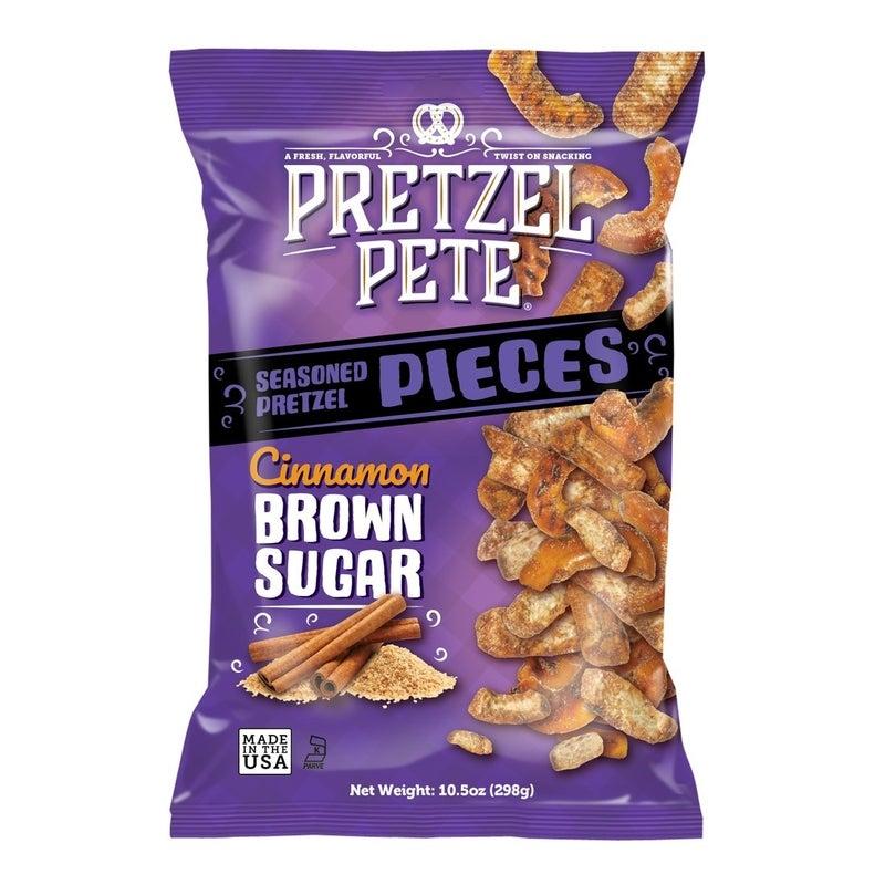 Pretzel Pete's Seasoned Pretzel Pieces - 10.5 OZ Bag *Final Sale*