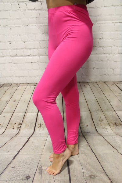The Paige Super Soft Full Length Leggings - Sizes 4-20
