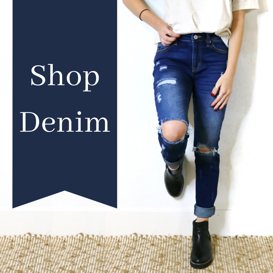 Shop Denim Bar