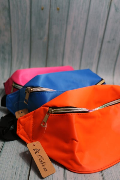 Stay Young Fanny Pack in Multiple Colors