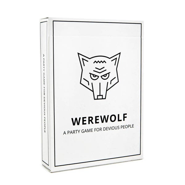 Werewolf Family Card Game