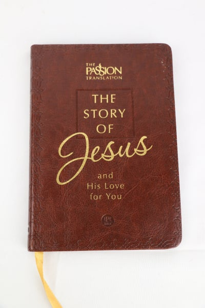 The Story of Jesus & His Love For You Book