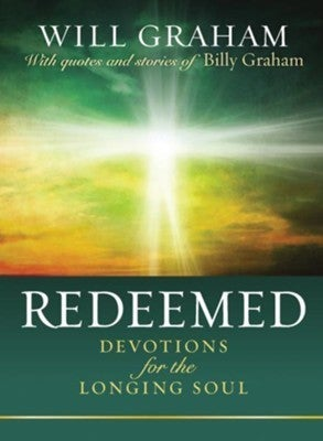 Redeemed Devotions For the Longing Soul Book