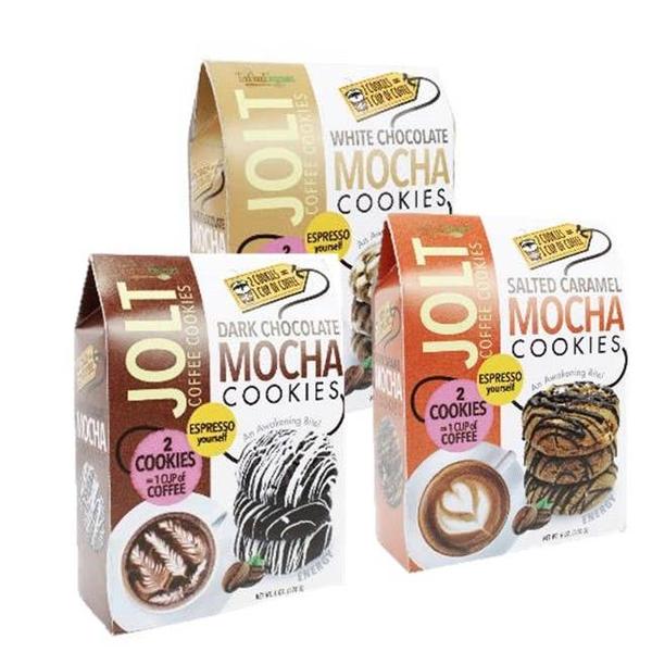 Perk Up Coffee Cookies in Multiple Flavors 6 OZ