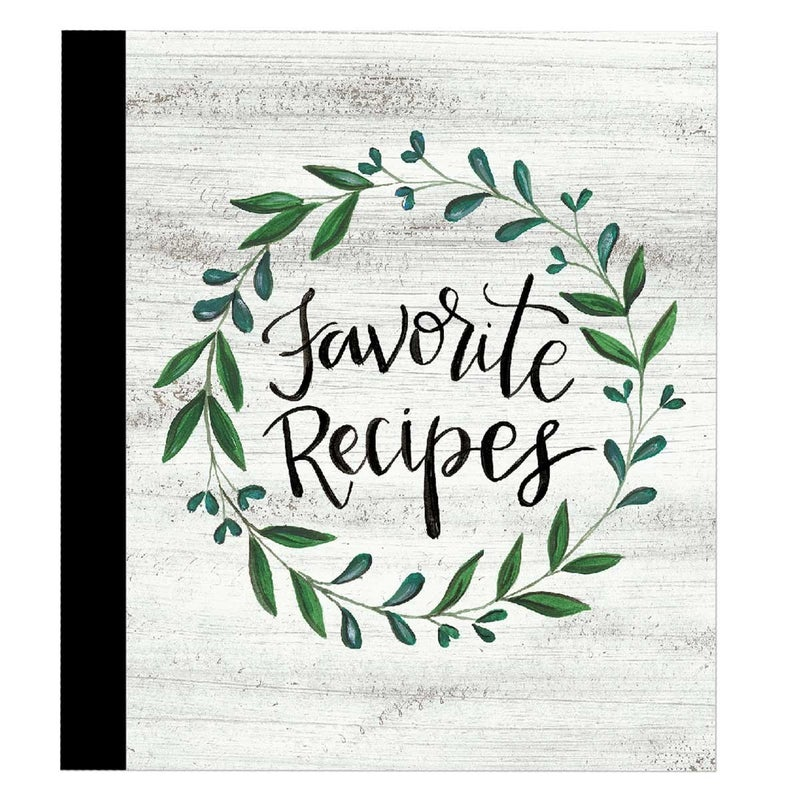 Favorite Recipes Binder