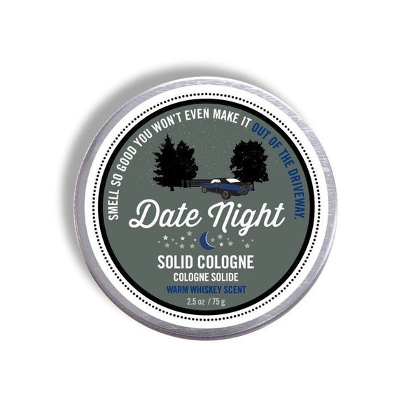 Solid Cologne For Men in Multiple Scents