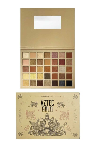 Aztec Gold 35 Color Eyeshadow Palette