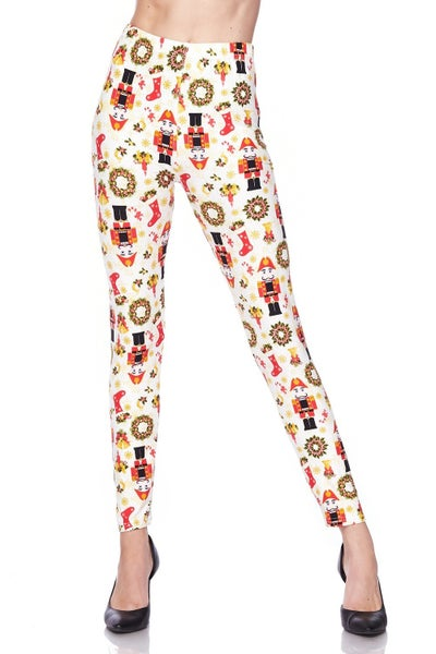 The Nut Cracker Super Soft Christmas Legging - Sizes 4-20