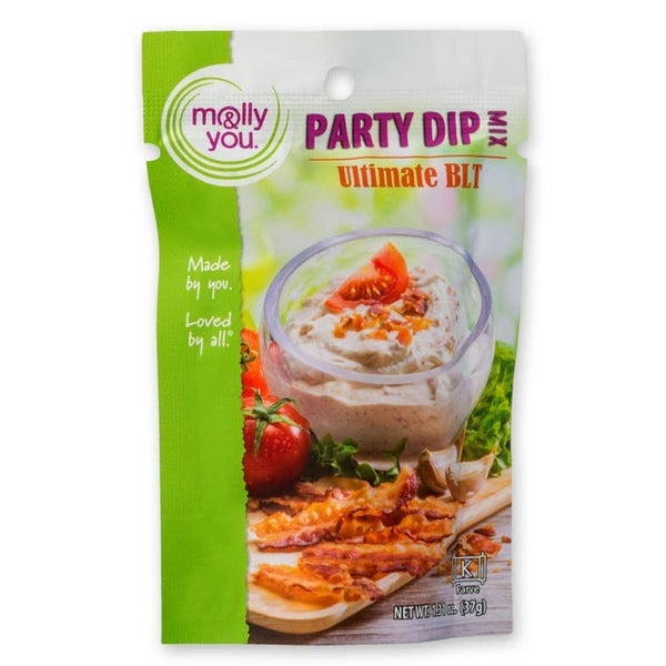 Party Dip in Multiple Flavors