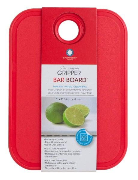 Gripper Bar Cutting Board in Multiple Colors
