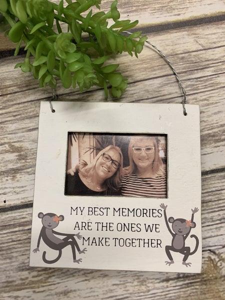 My Best Memories Mini Frame