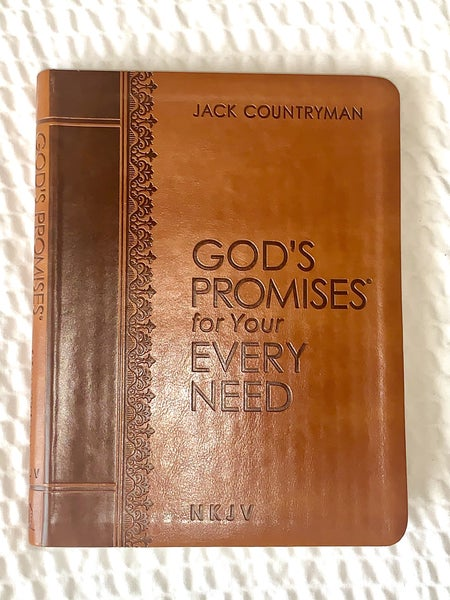 God's Promises For Your Every Need Study Devotional