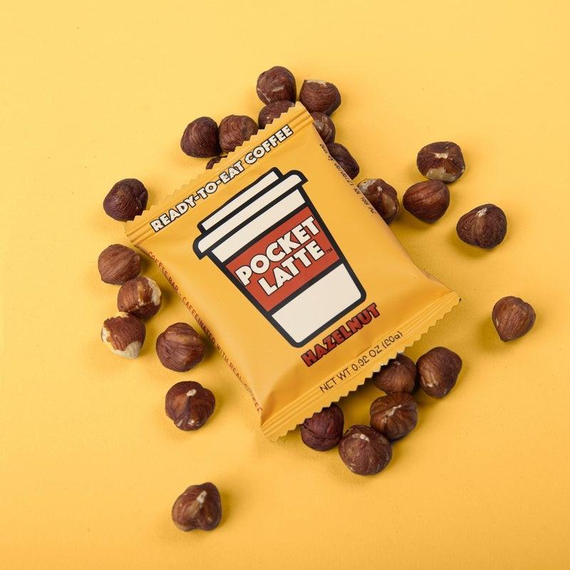 Pocket Latte Coffee Bar in Multiple Flavors *Final Sale*