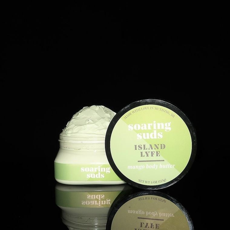 Time To Relax Mango Body Butter In Multiple Scents *Final Sale*