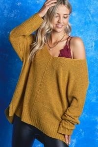 It's a Wonder Oversized Sweater in Multiple Colors - Sizes 4-10
