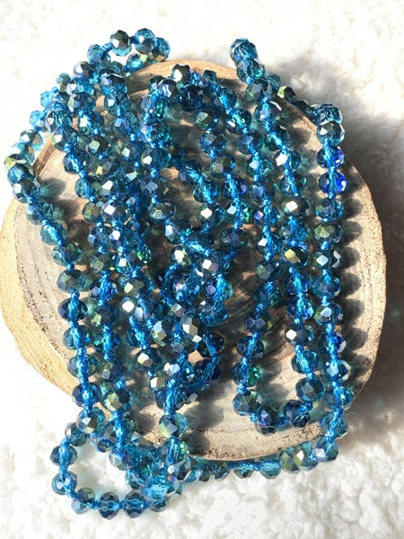 King Triton Point Of Perfection Beaded Necklace