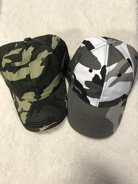 Don't Come Looking Camo Hat in Multiple Colors