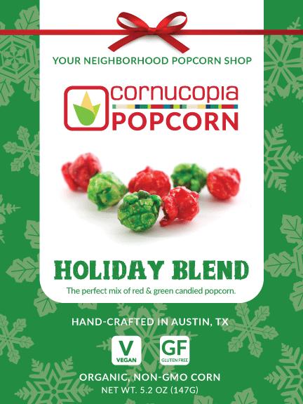 Seasonal Flavored Popcorn in Multiple Flavors - 5.2 oz *Final Sale*