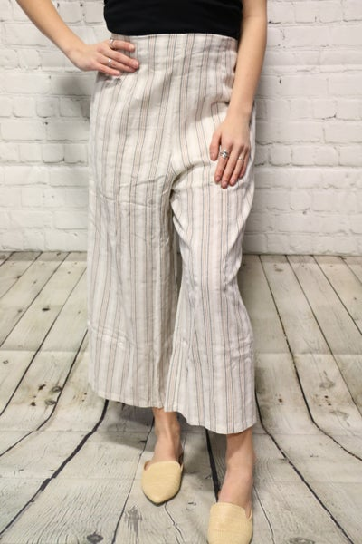 Finally Found You Striped Wide Legged Pant In Multiple Colors Sizes 4-10