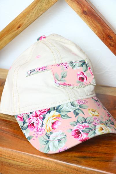 Take Me Home Floral Oklahoma Cap