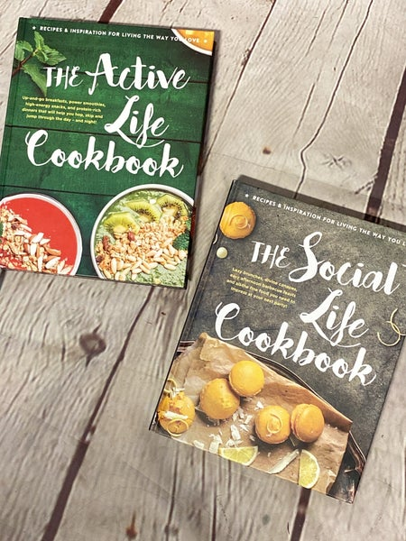 Fun for Cooking Cookbook in Multiple Options