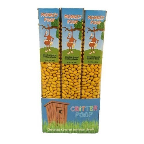 Silly Chocolate Covered Sunflower Seeds - Multiple Variety *Final Sale*