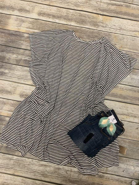 Forever Yours Striped Kimono in Multiple Colors - Sizes 4-20