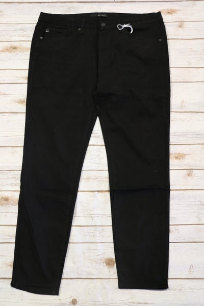 The Ariel Black Kan Can Jeans - Sizes 12-20