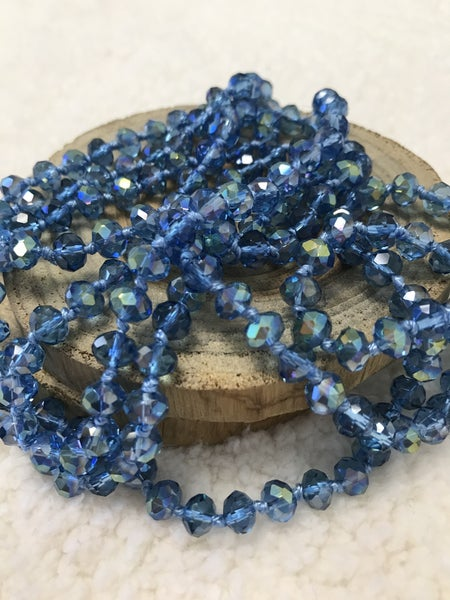 Beach Waves Point Of Perfection Beaded Necklace