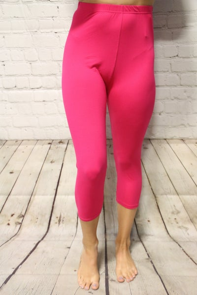 The Paige Super Soft Capri Leggings- Multiple Colors -Sizes 4-30