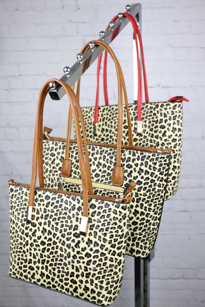 It's the Best Leopard Print Purse in Multiple Colors and Sizes