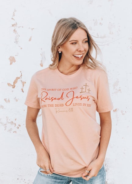 April Month of Ministry Tee - Sizes 4-20