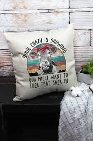Sassy & Fun Decorative Pillow Covers in Multiple Prints
