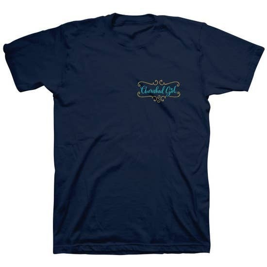 ***PRE-ORDER*** Then Sings My Soul Navy Graphic Tee- Sizes 4-20