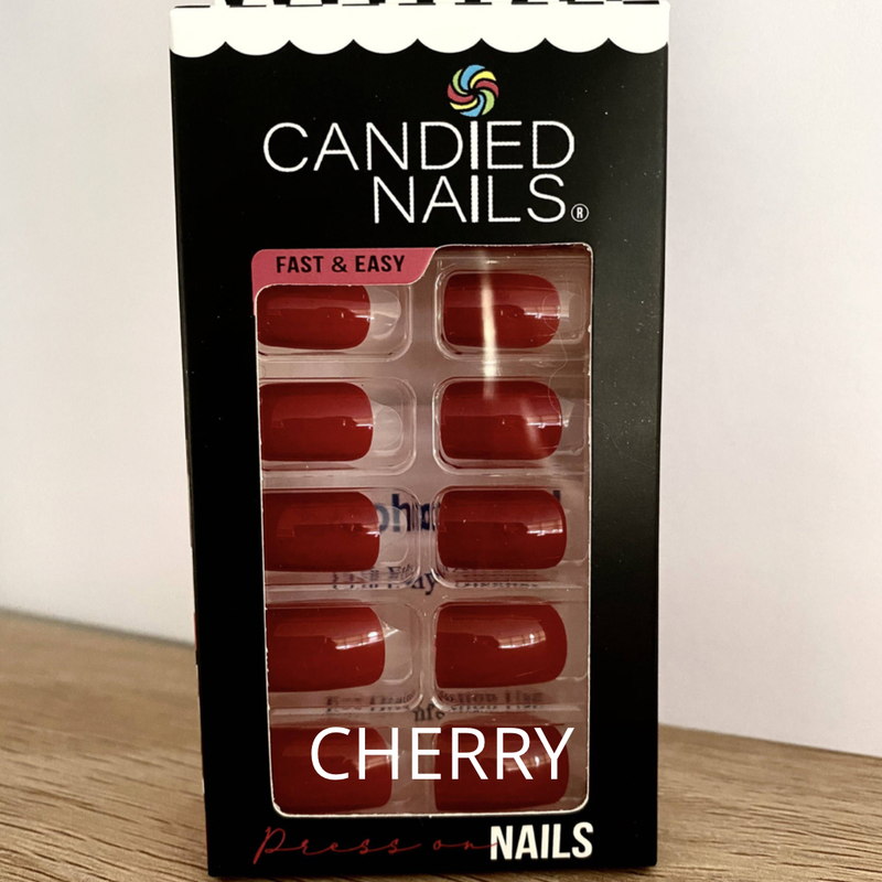 Press on Nails in Multiple Colors *Final Sale*