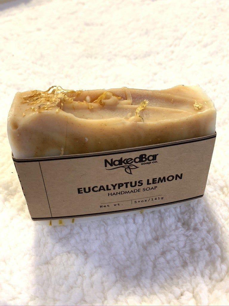 Organic Handmade Soap - Multiple Scents *Final Sale*