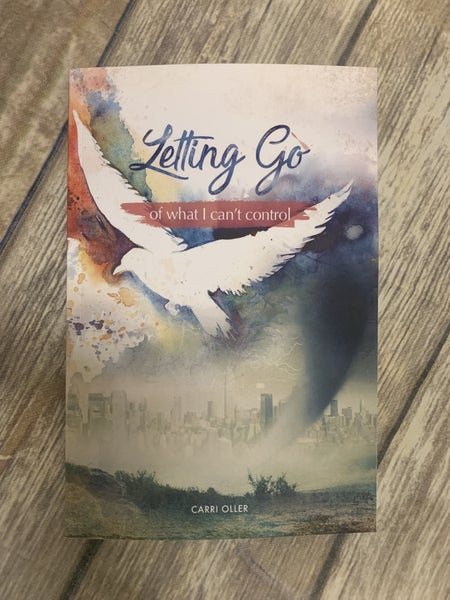 Letting Go of What I Can't Control Book